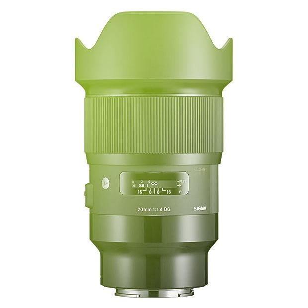 Sigma 20mm f/1,4 DG HSM Art EF (SONY E MOUNT)