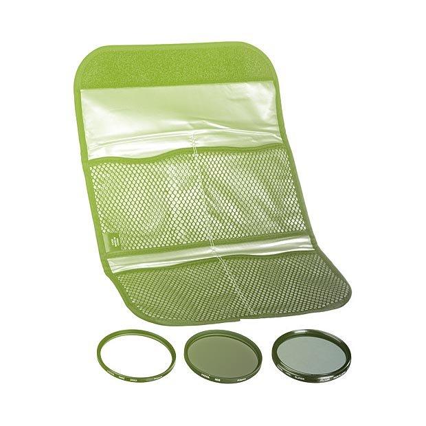 Hoya 37mm Digital Filter Kit (UV, CPL, ND9)