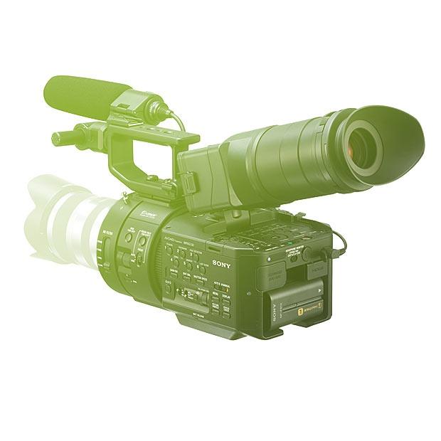 Sony NEX FS700 SLOG