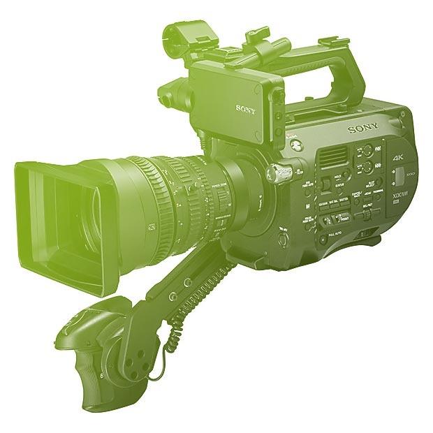 Sony PXW-FS7 + objektiv 28-135 f/4 Sony OSS