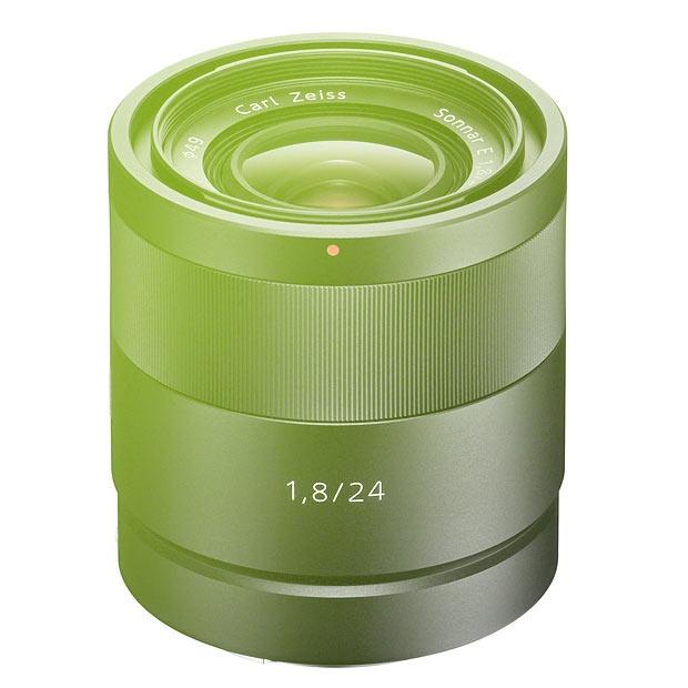 Sony Zeiss Sonnar T* 24mm f/1.8 E ZA (APSC)