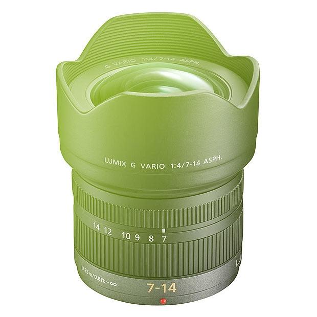 Panasonic Lumix G Vario 7-14mm f/4,0 ASPH