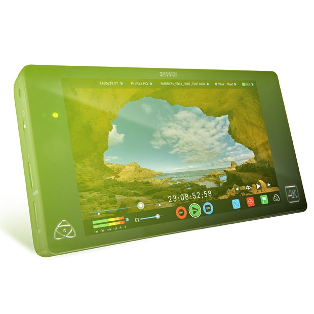 Atomos SHOGUN 7 4K HDMI and 12G-SDI Monitor & Recorder