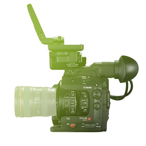Canon C300 Mark II Cinema EOS