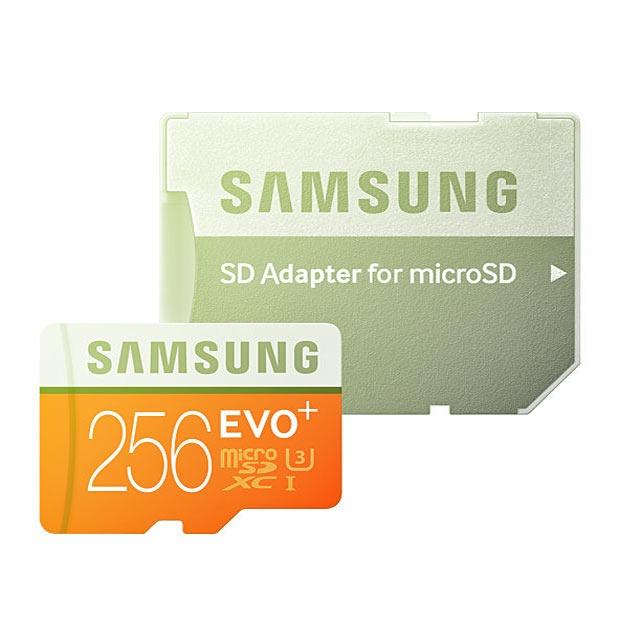 Samsung / Sandisk Micro SDXC 256GB Plus Class 10 UHS-I