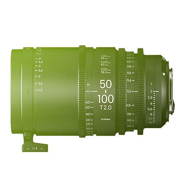 SIGMA 50-100mm T2