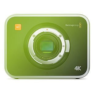 Blackmagic Production Cinema Camera 4K