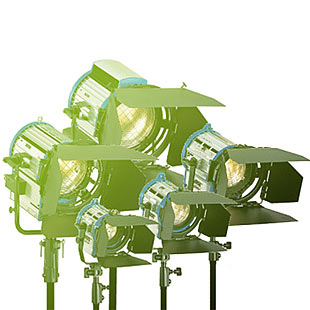 ARRI Fresnel 1000W