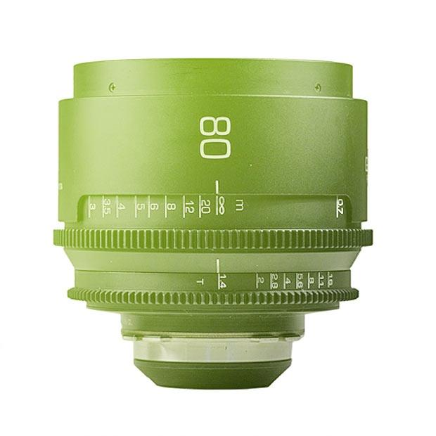 Leica R 80mm T1.4 Summilux Super Speed PL / EF Mount G.L Optics