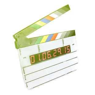 Klapka Digitální Denecke TS-3 s timecode