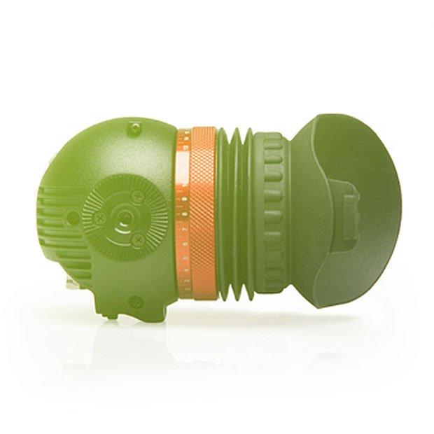 Zacuto Gratical EYE micro OLED EVF kukr viewfinder (SDI IN, lemo powered)