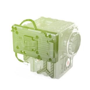 Ronin Red Epic Sidemount Freefly - karbonový boční úchyt vmount baterií