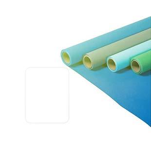 Bílé papírové pozadí 2,72x11m (300Kč + 300Kč za každý spotřebovaný metr)