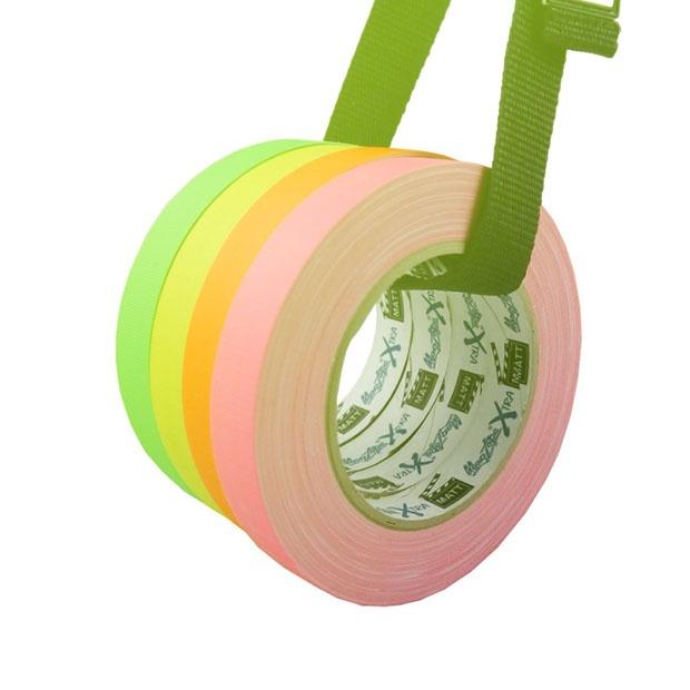 MagTape Fluorescent (různé barvy) 50m x 25mm
