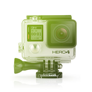 GoPro HERO4 Black (přislušenství v ceně)