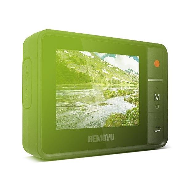 REMOVU R1+ wifi odkuk pro GoPro