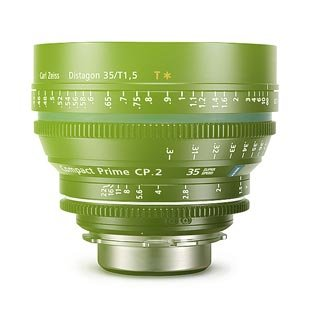 Zeiss Compact Prime CP.2 35mm/T1.5 Super Speed EF