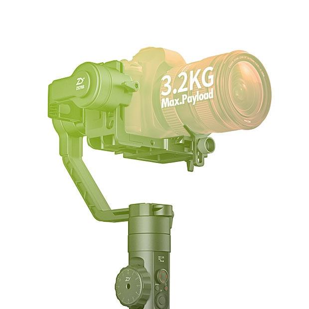 Zhiyun-Tech Crane 2 (3,5kg) 3-Axis Handheld Gimbal Stabilizer