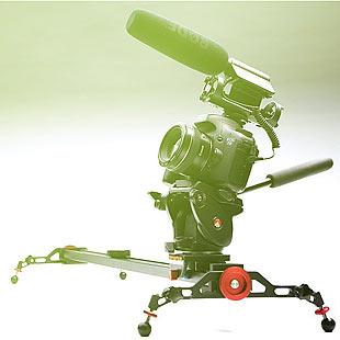 Konova Slider K5 150cm + Manfrotto 501 hlava - pro DSLR