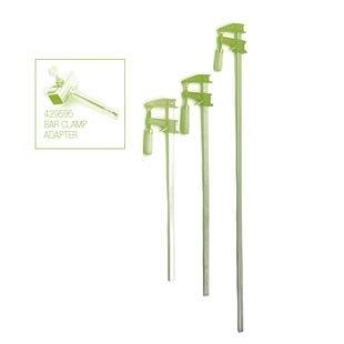 "Matthews Furniture Clamp 12"" (30cm) with 5/8"" Bar Clamp Adapter (truhlářská svorka)"