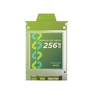 Convergent Design / Samsung SSD 256GB