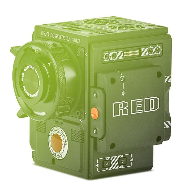 RED DSMC2 Helium 8K S35
