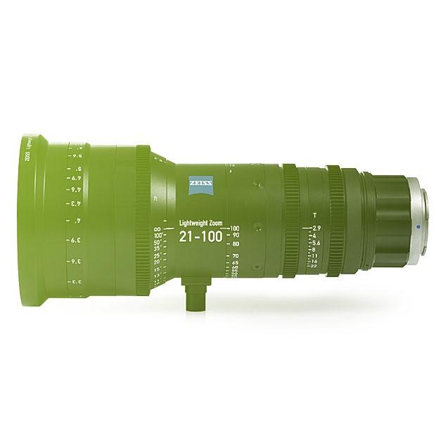 Zeiss 21-100mm T2.9-3.9 Lightweight Zoom LWZ.3 EF mount