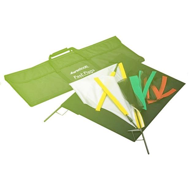 Westcott Fast Flags Scrim Kit (45x61cm) set odkrýváků