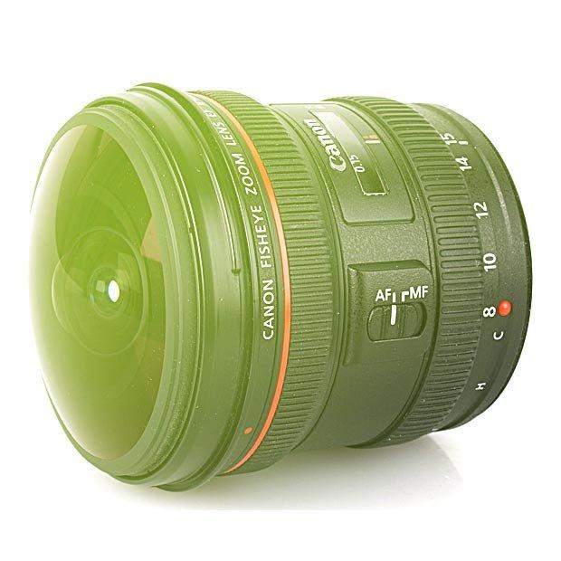 Canon EF 8-15mm f/4L USM FishEye