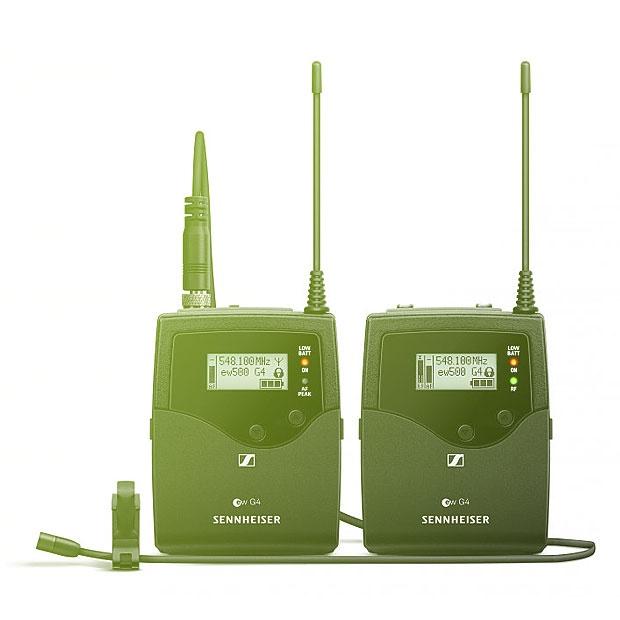 Sennheiser set EW-512P G4 profi (trasmiter + reciever)