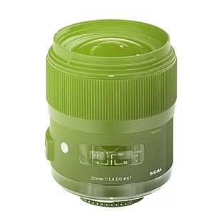 Sigma 35mm f/1,4 DG HSM Art EF (canon mount)
