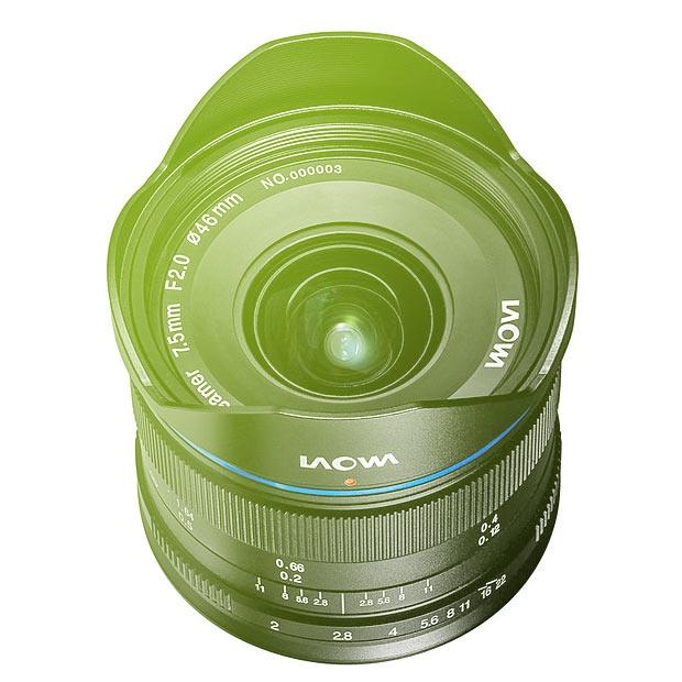 Laowa 7.5mm f/2 (Micro 4/3 MFT)