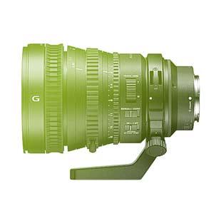 Sony FE PZ 28-135mm f/4 G OSS objektiv