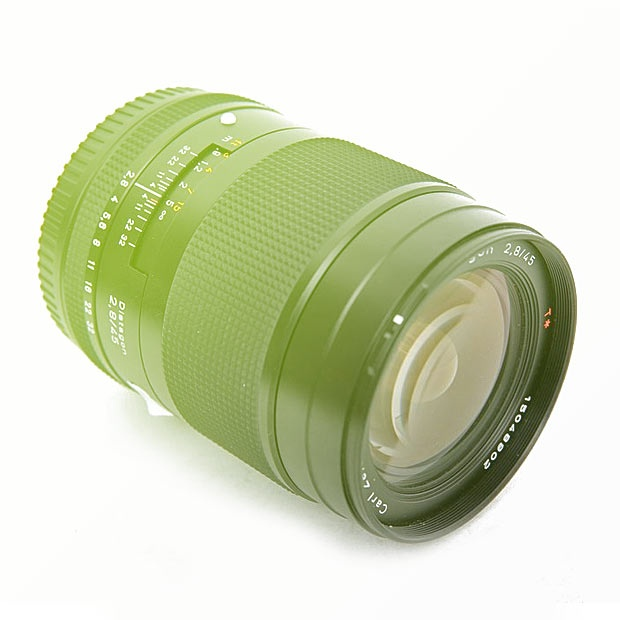 Contax 45mm f/2.8 T* Lens For Contax 645