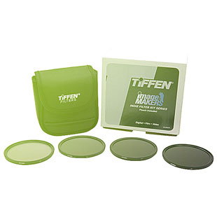 Filter set TIFFEN 77mm IRND (or 72mm and smaller)