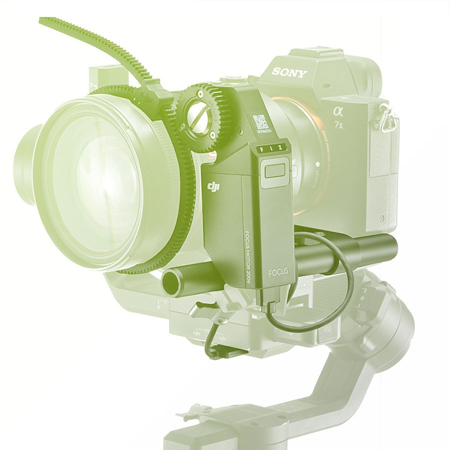 DJI Ronin S Focus Motor
