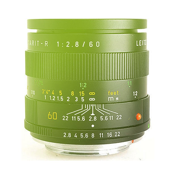 Leica 60mm f2.8 Macro Elmarit R GERMANY
