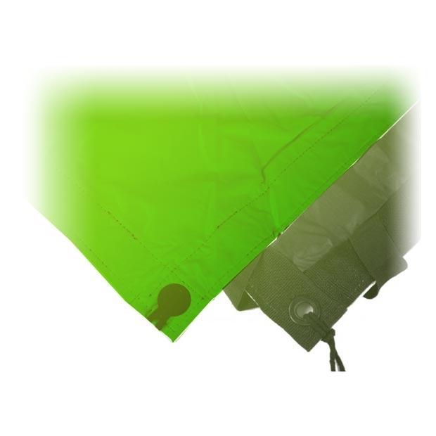 12x12' Greenscreen (3,6x3,6m)