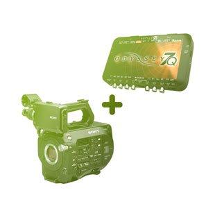 Sony PXW-FS7 + Odyssey 7q bundle (ProRes / RAW)