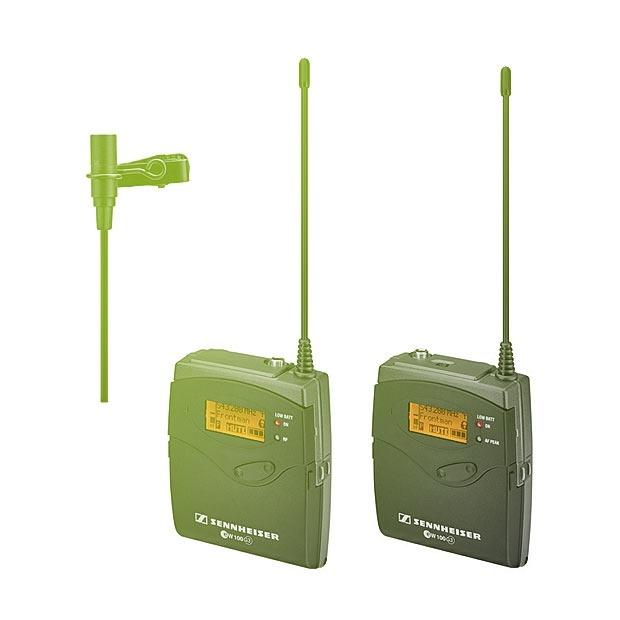 Sennheiser set EW-112 G3 (trasmiter + reciever) + Sanken Cos11