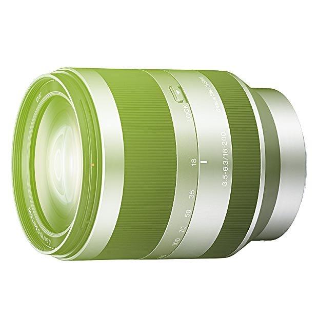 Sony E 18-200mm f/3.5-6.3 OSS Lens SEL E-mount