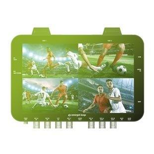 HD režie a záznam + 4x HD kamera Sony FS700
