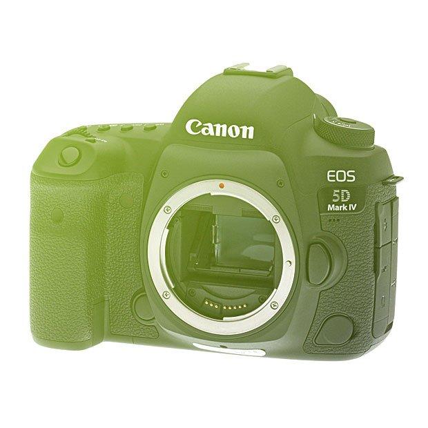 Canon 5D Mark IV (včetně CLog)