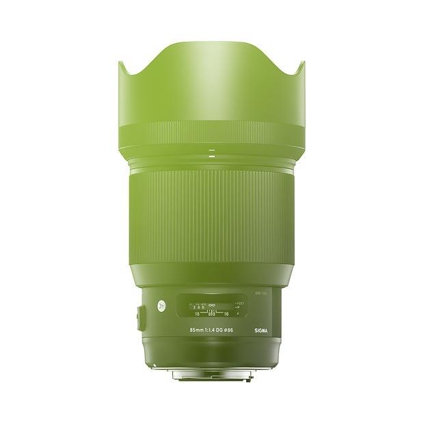 Sigma 85mm f/1,4 DG HSM Art EF (canon mount)